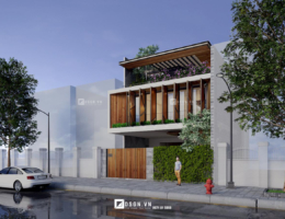 Modern Townhouse Ms Thảo