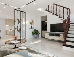 Modern houseMr Nhiên