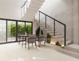 MODERN HOUSE MS LINH