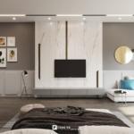 Modern interior design Ms Bình