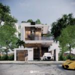 MODERN HOUSE MR TRƯỜNG